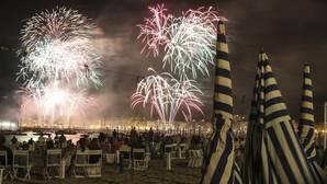 Más de un millón de personas participaron en la «sobresaliente» Semana Grande de San Sebastián