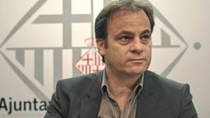 Jaume Asens, abogado y teniente de alcalde del Ayuntamiento de Barcelona