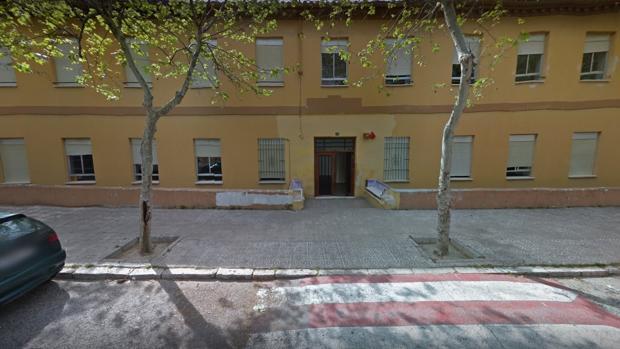 Imagen de la fachada del centro de menores de Buñol