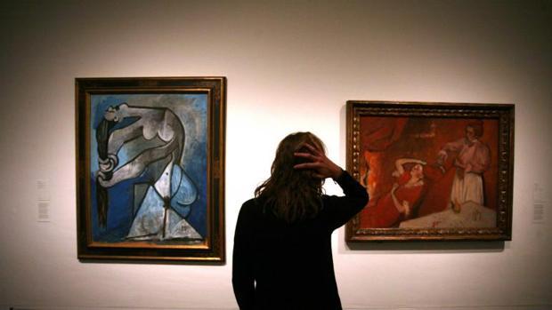Exposición en el Museo de Picasso de Barcelona