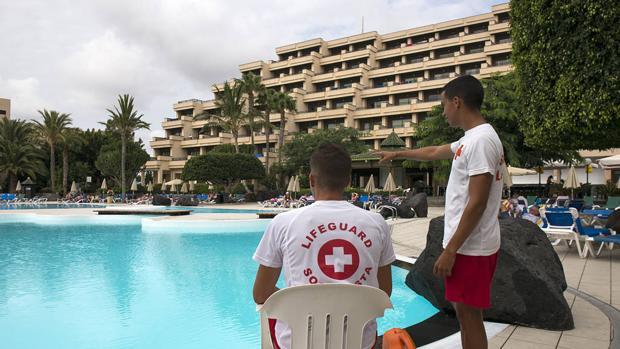 Los alemanes son los más que ahogan en Canarias