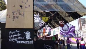El lado oscuro de la Semana Grande de Bilbao