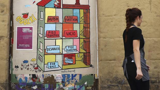 El ayuntamiento de bilbao pone coto a los pisos tur sticos for Pisos turisticos madrid