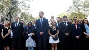 Representaciones políticas, religiosas y sociales en la manifestación de Barcelona