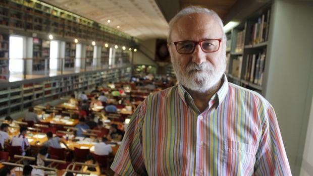 Juan Sánchez, director de la Biblioteca de Castilla-La Mancha, se jubila el 6 de septiembre