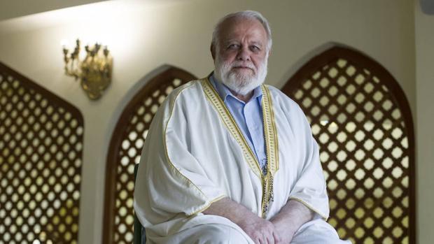 Riay Tatary, presidente de la Comisión Islámica de España