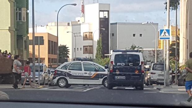 Ingresa en prisión el presunto autor de la muerte por disparos de un hombre en la capital grancanaria