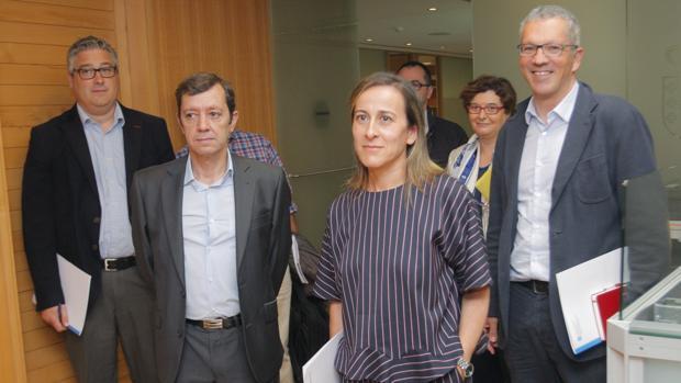 Reunión de la comisión de coordinación
