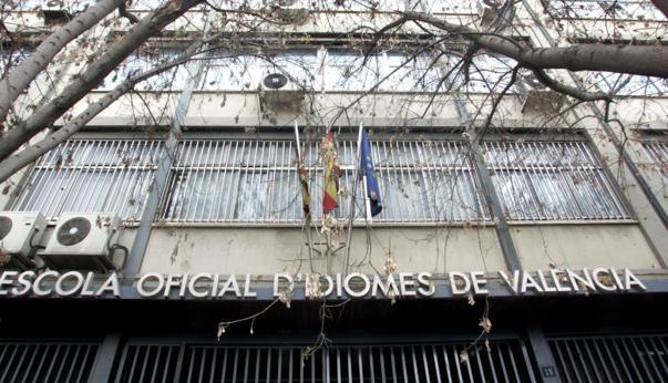 Edificio de la Escuela Oficial de Idiomas de Valencia