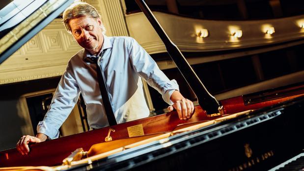 El pianista y compositor, Julio Mazziotti, desembarca en Madrid tras recorrer Europa y EE.UU.