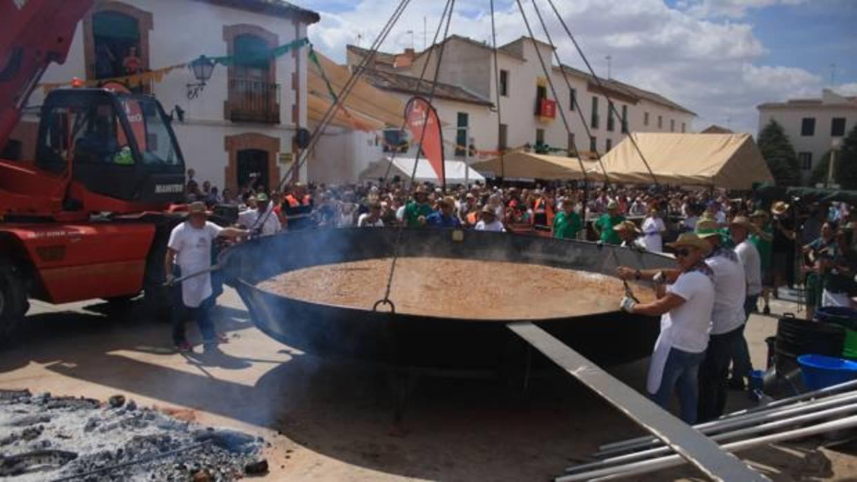 Un pisto de 1.700 kilos para batir el propio Guinness en Villanueva ...