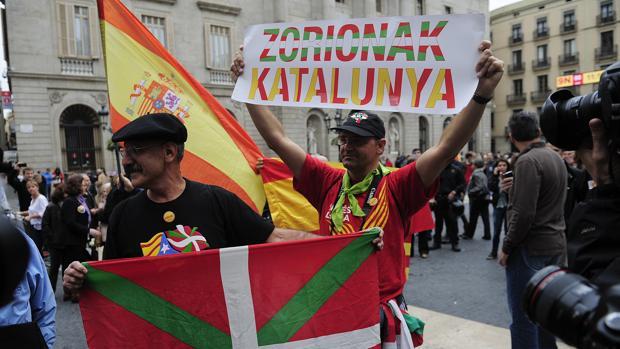 Solo el 28% de la población vasca desea la independencia