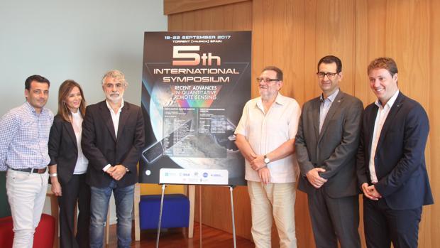 Imatge de la presentació del congrés en Torrent