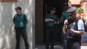 La Guardia Civil vigila una imprenta de Tarragona que podría imprimir el censo para el referéndum