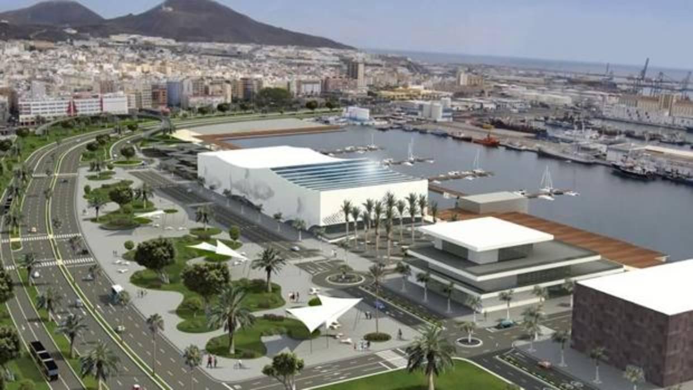 Youtube poema del mar en la capital grancanaria for Aquarium poema del mar