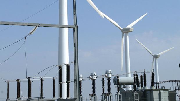 Las energías renovables dispararon el sector energético aragonés a partir de los años 90