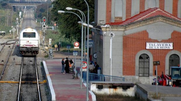 Estación ferroviaria de Talavera de la Reina
