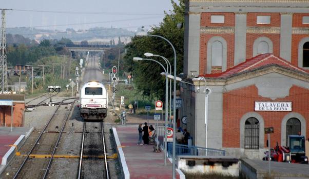 Estación de tren de Talavera