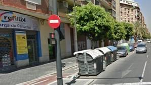 Avenida Peris y Valero de Valencia