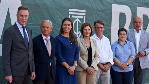 Imagen de la presentación del torneo