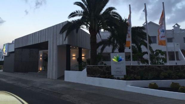 Complejo de Labranda en Fuerteventura