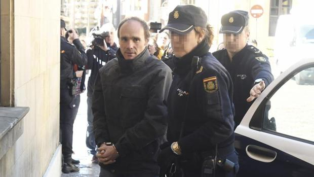 Miguel Ángel Muñoz, condenado por el asesinato