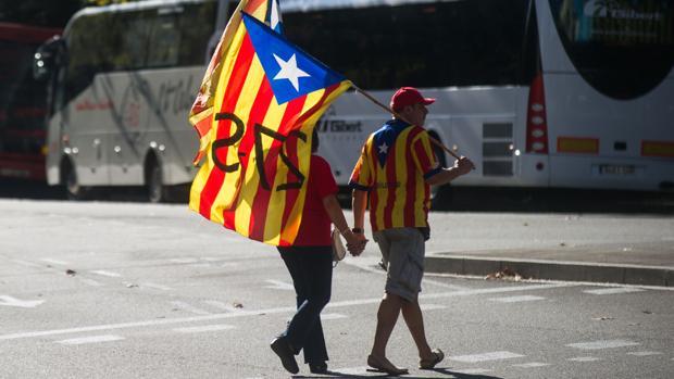 En las urbes, con Barcelona al frente, es donde más rechazo social genera el independentismo