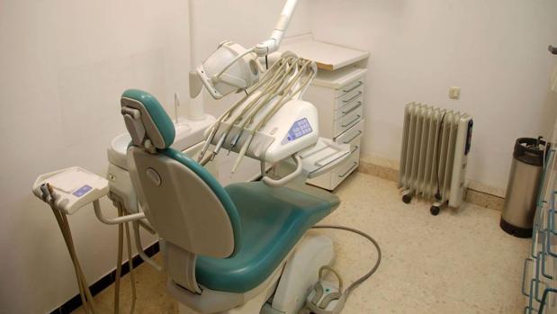 Imagen de archivo de la consulta de un odontólogo