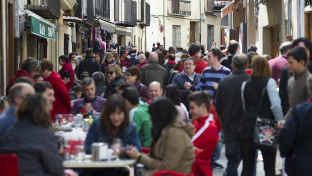 Imagen de una de las localidades que albergan las Jornadas Gastronómicas