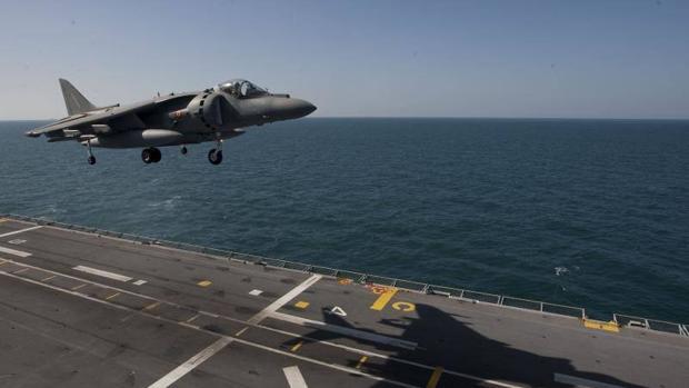 Hemeroteca: La vida operativa de los Harrier de la Armada llegará al año 2027 | Autor del artículo: Finanzas.com