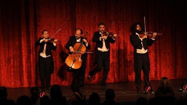 El grupo Paganini