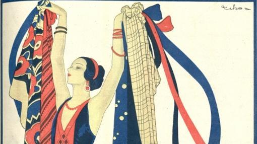 Imagen de «Mujer: revista del mundo y la moda»