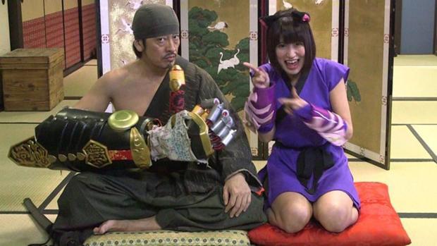 Ayakashi Zamurai, una webserie de samurais i zombies que presentarà el CIM