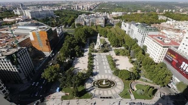 Plaza de espa a acoger una cita dedicada a las reformas for Discoteca plaza de los cubos madrid