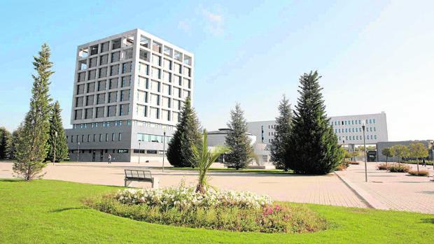 Campus de la universidad Rey Juan Carlos