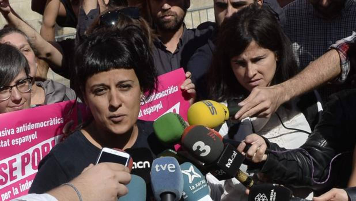 La CUP asegura que «si el 1 de octubre no hay referéndum, el golpe de Estado habrá ganado»