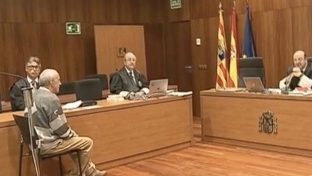 Vicente Torres Roig, durante el juicio