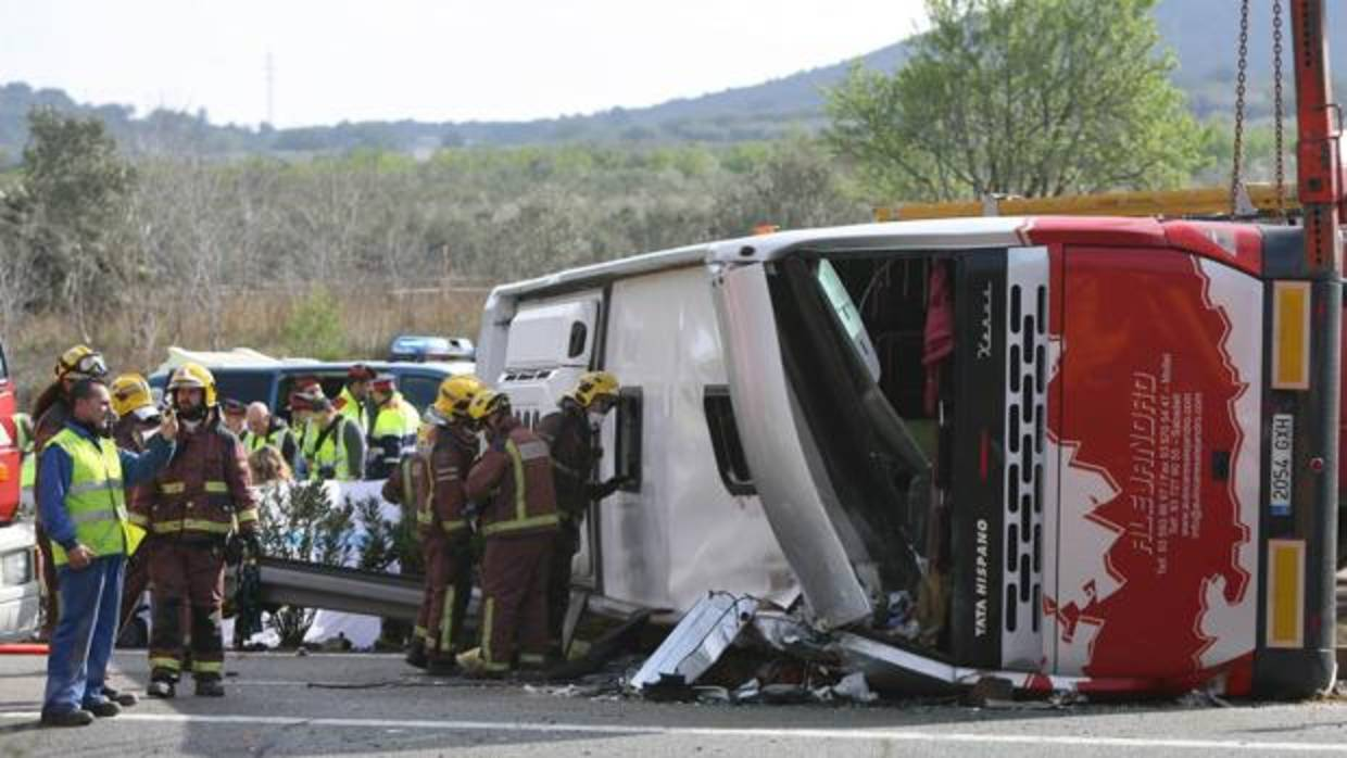 Fotos de accidentes en carreteras 82