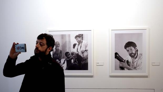 El Palacio Pimentel reúne 130 fotografías de Luis Laforga en una exposición antológica