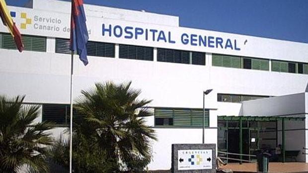Centro sanitario de Fuerteventura donde fue ingresado el anciano