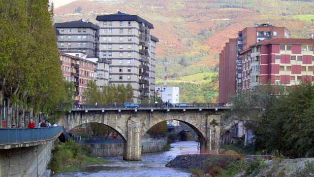 Basauri, en Vizcaya