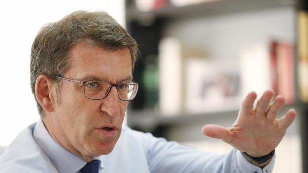 Feijóo desdeña los planes del BNG y promete no «copiar» a Cataluña