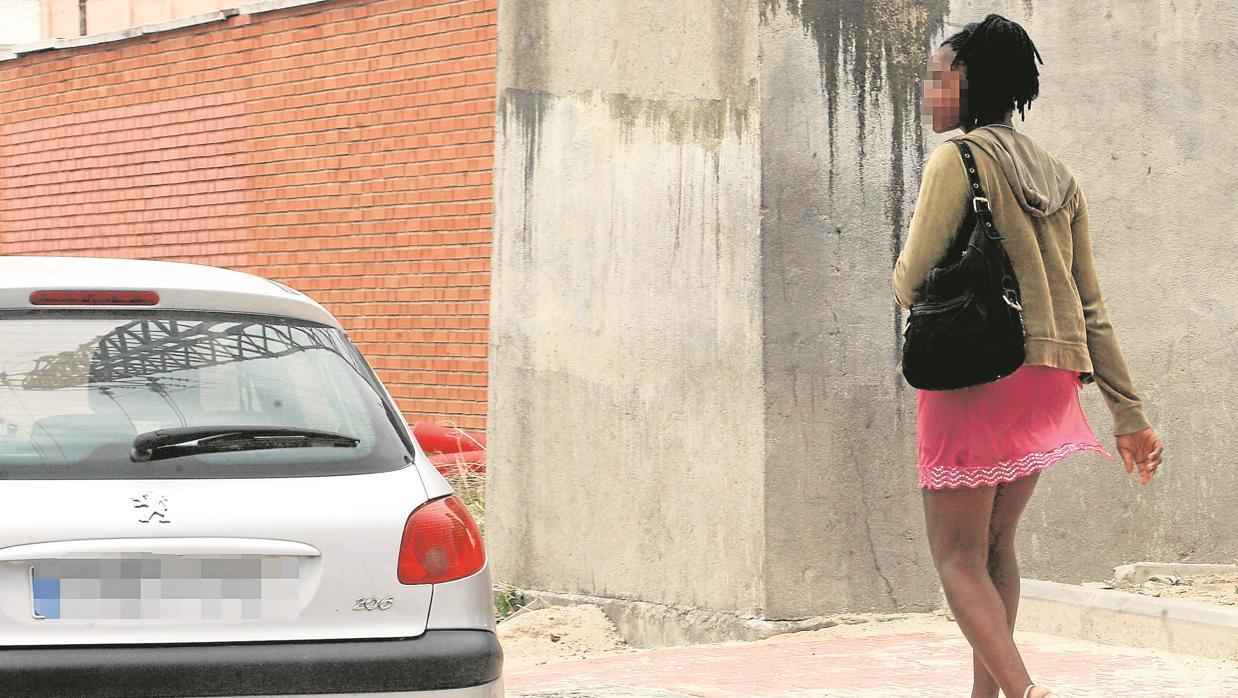 prostitutas mayores puta callejera