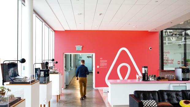 Oficinas de Airbnb en Irlanda