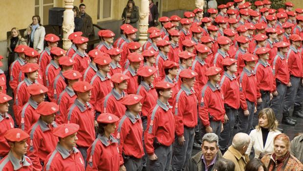 El Gobierno de Navarra oficializa su apuesta por anular a la Policía Nacional y la Guardia Civil