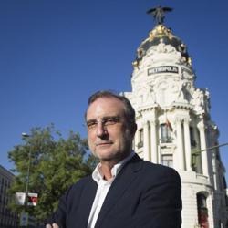 José María Ezquiaga, decano del COAM