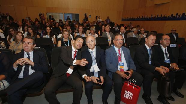 Imagen del encuentro celebrado en Benidorm