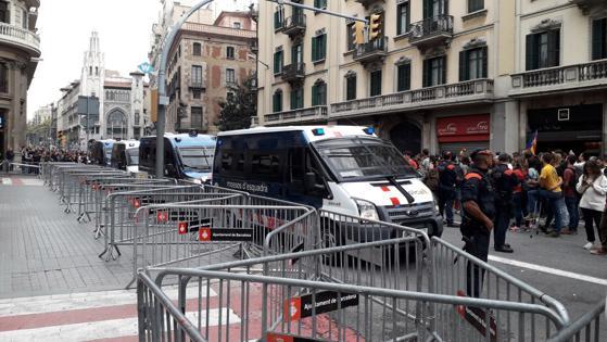 Directo refer ndum catalu a rajoy no comparecer en el - Calle manso barcelona ...