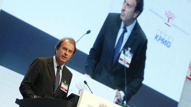 Ignacio Osborne, presidente del Instituto de laEmpresa Familiar