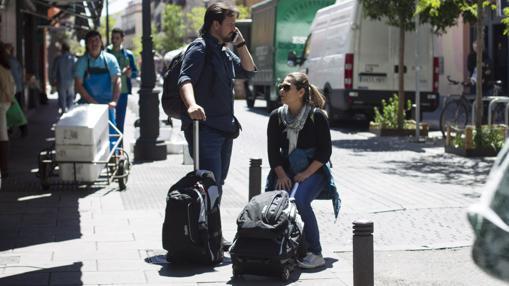 Airbnb cu ntos pisos tur sticos de airbnb hay en madrid for Pisos turisticos madrid